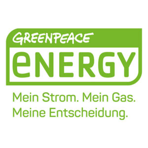 Logo Greenpeace Energy